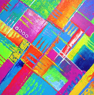 Painting - Beyond Oblivion No. 2 by Jeremy Aiyadurai