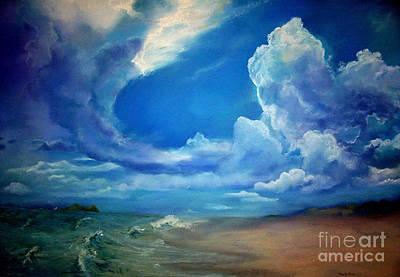 Pastel - Beyond by Robin Maria Pedrero