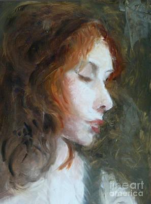 Painting - Beyond The Dream by Ann Radley