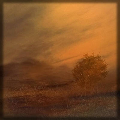 Beyond The Rowan Tree Art Print