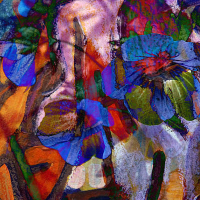 Beyond The Victim Triangle Art Print by Ruth King