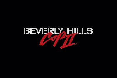 Beverly Hills Digital Art - Bhc II - Logo by Brand A
