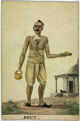 Bhut Art Print by British Library