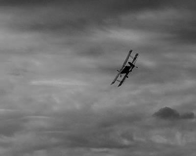 Photograph - Bi Wing  by Charles McKelroy