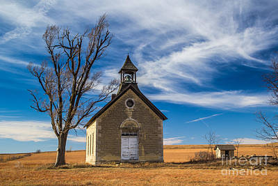 Photograph - Bichet School by Jim McCain