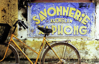 Photograph - Bicycle 01 by Rick Piper Photography