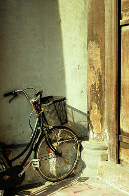 Photograph - Bicycle 02 by Rick Piper Photography