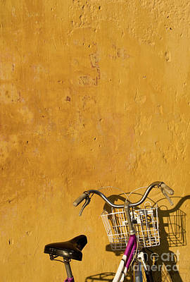 Photograph - Bicycle 05 by Rick Piper Photography