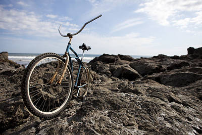 Jac Photograph - Bicycle 165 by Scott Alexander