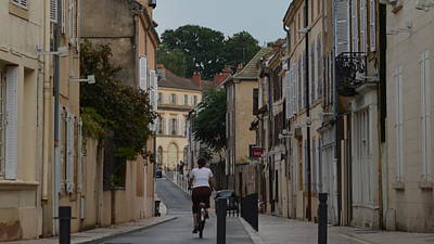Photograph - Bicycle In France by Cheryl Miller