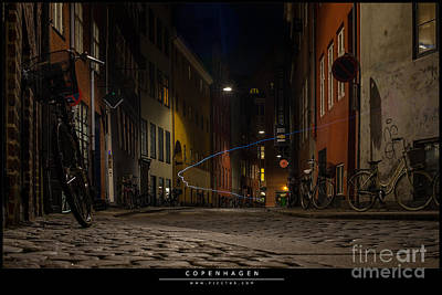 Photograph - Bicycle by Jorgen Norgaard