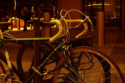 Photograph - Bicyclette by BandC  Photography