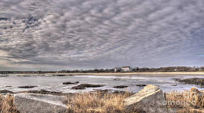 Photograph - Biddeford Pool The Beach by David Bishop