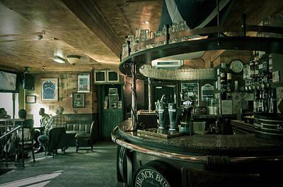 Biddy Mulligans Pub. Edinburgh. Scotland Art Print by Jenny Rainbow