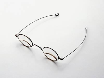 Bifocal Spectacles Art Print by Dorling Kindersley/uig
