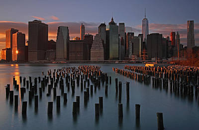 Photograph - Big Apple by Juergen Roth