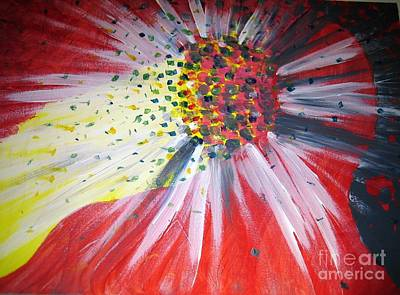 Painting - Big Bang by Ilona Svetluska