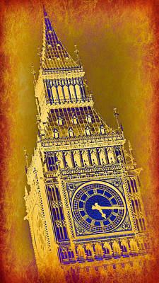 Big Ben 3 Art Print
