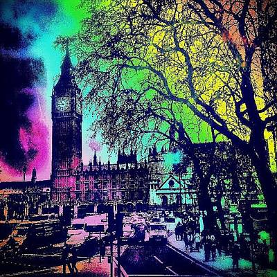 Edit Photograph - Big Ben Again!! by Chris Drake