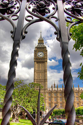 Photograph - Big Ben by Brent Durken