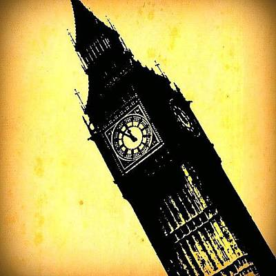 Edit Photograph - Big Ben!! by Chris Drake