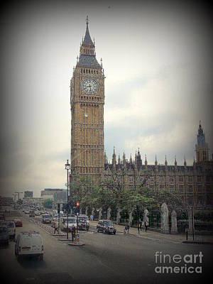 Photograph - Big Ben II by Priscilla Richardson