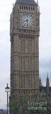 Photograph - Big Ben IIi by Priscilla Richardson