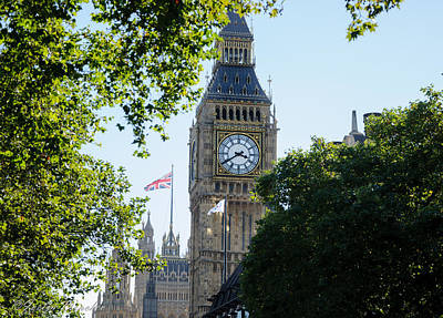 Photograph - Big-ben by Ivelin Donchev