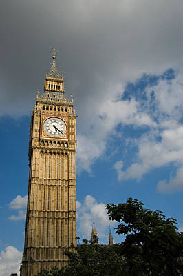 Art Print featuring the photograph Big Ben by Jeremy Voisey