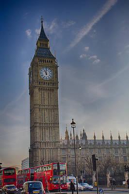 Photograph - Big Ben by Leah Palmer