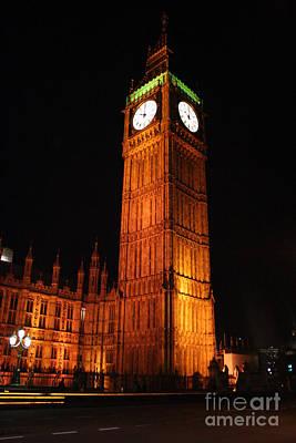 Photograph - Big Ben by Doc Braham