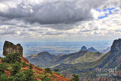 Photograph - Big Bend National Park by Jill Smith