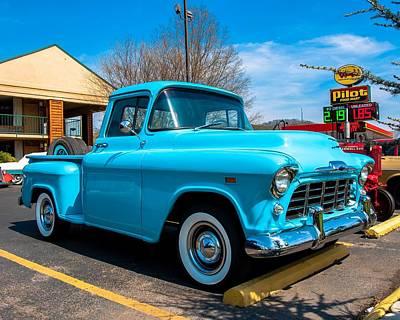 Photograph - Big Blue by Robert L Jackson