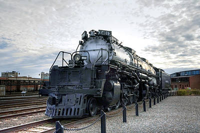 Photograph - Big Boy Of The Rails by Gene Walls