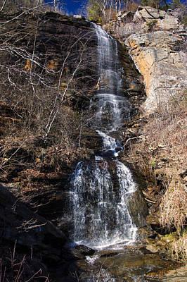 Photograph - Big Bradley Falls 1 by Chris Flees