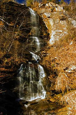 Photograph - Big Bradley Falls 4 by Chris Flees
