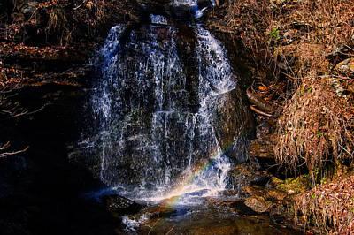 Photograph - Big Bradley Falls 5 by Chris Flees