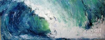 Big Break Original by Frances Marino