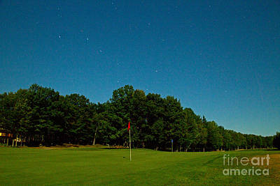Photograph - Big Dipper Over #6 by Butch Lombardi