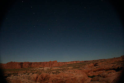 Photograph - Big Dipper Over Arches by Jon Emery