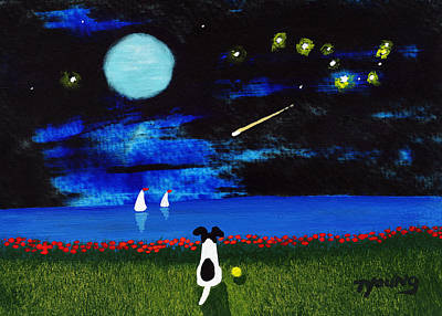 Painting - Big Dipper by Todd Young