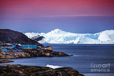 Photograph - Big Ice by Rick Bragan