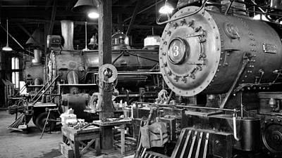 Photograph - Big Iron Restored by David Beebe