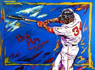 Big Papi Original by Ian Sikes