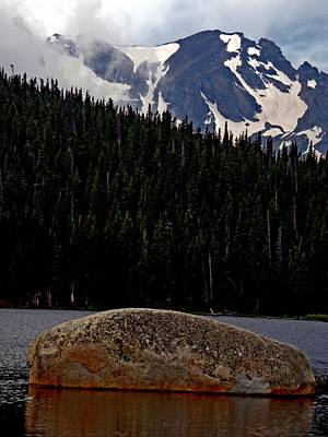 Photograph - Big Rock by George Tuffy