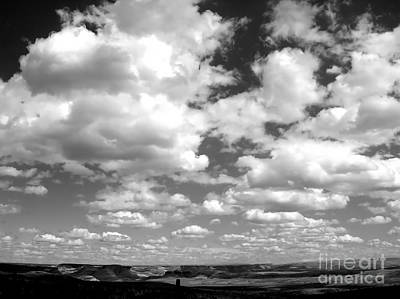 Photograph - Big Sky by A K Dayton