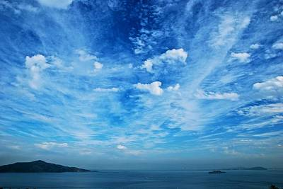 Photograph - Big Sky California by Eric Tressler