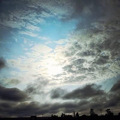 Skylines Wall Art - Photograph - Big Sky Country by Natasha Marco