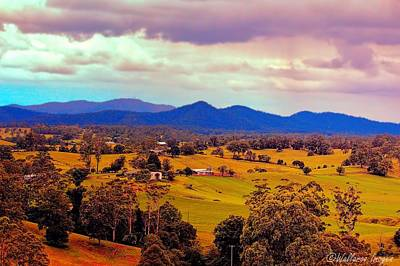 Photograph - Big Sky Country by Wallaroo Images