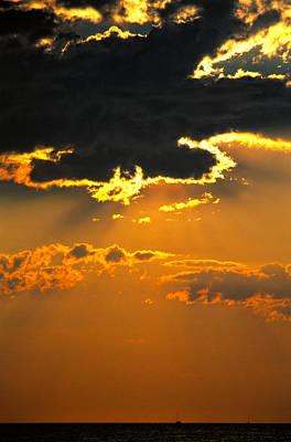 Photograph - Big Sky Martha's Vineyard 2 by Jeremy Herman